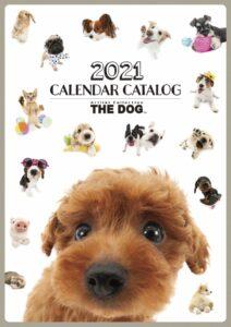 2021年 THEDOG calendar 1